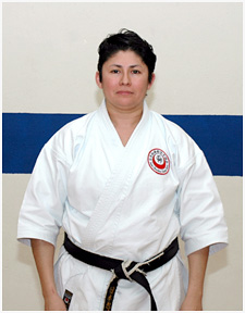Instructor - Mrs. Iwakabe
